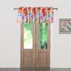 """August Grove Sevan 84"""" Curtain Valance"""