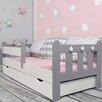 Möbel Concept Kinderbett Clata mit Matratze und Schublade