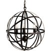 Mercury Row CASTLE 3 Light Globe Pendant