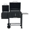 """Landmann 11"""" Vista Barbecue Charcoal Grill with Smoker"""