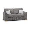 Home Loft Concept Dallas 3 Seater Fold Out Sofa Bed