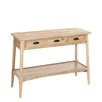 ChâteauChic Wood3 Drawer Console Table