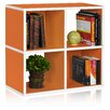 "Varick Gallery Andrade Quad 25""Cube Unit Bookcase"