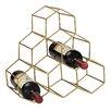 Mercer41 Antonio 6 Bottle Tabletop Wine Rack