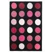 Viv + Rae Kiara Hand-Tufted Pink/Black Area Rug