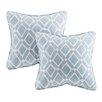 Beachcrest Home Annagrove Throw Pillow (Set of 2)