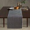 Checkered Table Runner