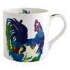 Fairmont and Main Ltd Julie Steel Designs Neon Hen Coffee Mug
