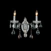 Astoria Grand Combs 2-Light Candle Sconce