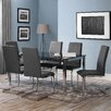 All Home Tempo Dining Set with 6 Chairs