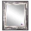 Trent Austin Design Ivory/BlackSeaside Wall Mirror