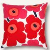 Marimekko Pieni Unikko Cotton Pillow Cover