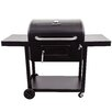 Char-Broil Charcoal Grill 780 with Side Shelves