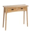 ChâteauChic Wood 2 Drawer Console Table