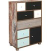 Borough Wharf Cochise 1 Door 7 Drawer Chest of Drawers