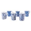 Aulica Macao 6 Piece Coffee Mug Set