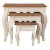 CleverFurn Lille 3 Piece Nest of Tables