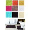 Elite Home Collection Tumble Twist 2-Piece Bath Mat Set (Set of 2)