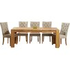 Home Etc Murcia Extendable Dining Set with 8 Chairs