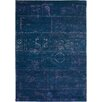Caracella Fading World Dark Blue/Grey Area Rug