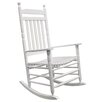 dCor design Solid Wood Rocking Chair