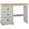 Seconique Corona 3 Drawer Dressing Table