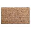 Elite Home Collection PVC/Natural Coir Entrance Doormat