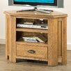 Hazelwood Home Glenmuir Corner TV Stand