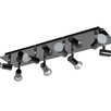 MiniSun Consul Rectangular Plate 8 Light Ceiling Spotlight