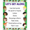 Creative Teaching Press Lets Get Along Chart