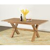 Hazelwood Home Glenmuir Dining Table