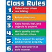 Frank Schaffer Publications/Carson Dellosa Publications Class Rules Chart