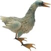 House Additions Metal Duck Garden Statue