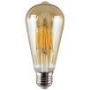 MiniSun 4W Amber LED Vintage Filament Light Bulb