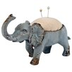 Vintage Boulevard Elephant Sewing Pin Cushion