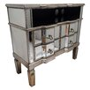 Alterton Furniture Vintage Mirrored Range TV Stand for TVs up to 48""