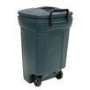 Rubbermaid Rubbermaid Wheeled 45 Gallon Trash Can