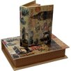 House Additions Manihiki 2 Piece Book Box Set