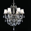 Astoria Grand Wilkinson 6-Light Chandelier