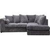 Orren Ellis Rabi 4 Seater Corner Sofa