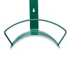 Relaxdays Wall Mount Metal Hose Holder