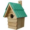 MeldHome Royal Horticultural Society FSC Mounted Bird House