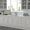 """Kraus Pax™ Zero-Radius 16 Gauge Stainless Steel 31.5"""" x 18.5"""" Undermount Kitchen Sink with Faucet"""