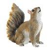 Loon Peak Bushy Tail Squirrel Figurine