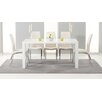 Wade Logan Neveah Dining Set with 4 Chairs
