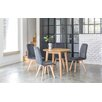 Mercury Row Berrick Dining Table and 4 Chairs