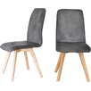 Mercury Row Berrick Solid Wood Dining Chair (Set of 2)