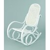 August Grove Bentwood Antique Style Rocking Chair