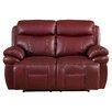 Hyde Line Furniture Boston Leather 2 Seater Layflat Reclining Sofa