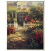 ERGO-PAUL Shade Terrace Painting Print